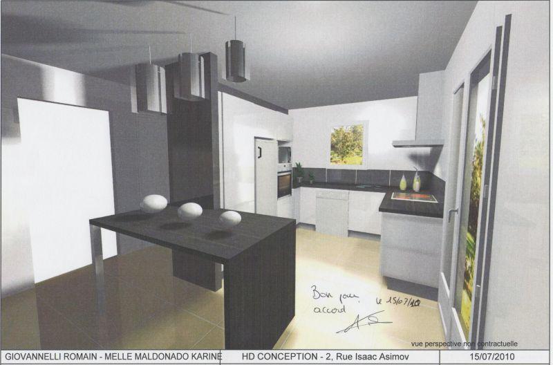 Cuisine cuisinella signee la maison for Cuisine 5000 euros